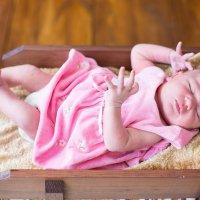 Пятидневная малышка в платье :: Valentina Zaytseva