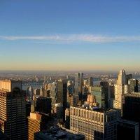 Нью-Йоркские высоты :: Сергей Карачин