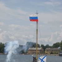 День ВМФ в Балтийске 2007 г. :: Сергей Половников
