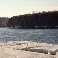 Енисей в марте :: Любовь Иванова