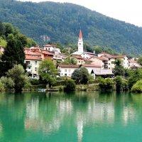 река Соча. Словения :: Гала