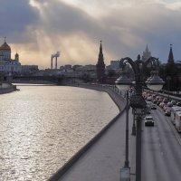 Перед закатом. :: Николай Ярёменко