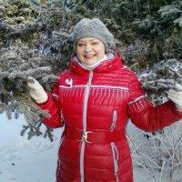 Утро в зимнем лесу. :: Алексей Кузнецов