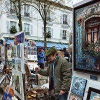 Монмартр, Париж :: Наталья Дороднова