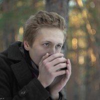 Эдуард и чай :: Ярослав Ярославцев