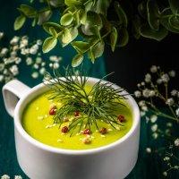 фасолевый суп :: Наталья Филипсен