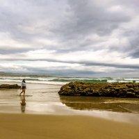 Испания, Галисия, пляж соборов :: Dimirtyi