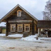 Деревенский дом в Мартыново :: jenia77 Миронюк Женя