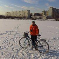 Всем привет! Я открыл вело-сезон! :: Андрей Лукьянов