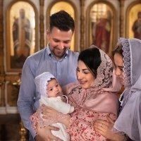 крещение :: Людмила Лосева
