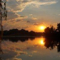 На закате :: Анна Васильева (Anna-82V)