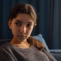В комнате :: Lidiya Dmitrieva