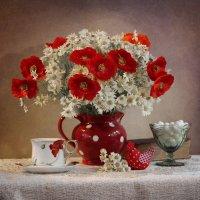 Маков цвет :: Маргарита Епишина
