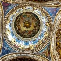 Купол Исаакия :: Сергей Беличев