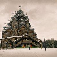 Покровская церковь. :: Григорий Евдокимов