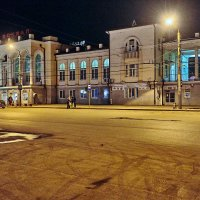 Ночной вокзал :: Константин Бобинский