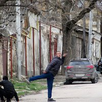Трудные подростки :: Валентин Семчишин