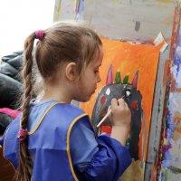 дети рисуют 14 :: Николай Семёнов