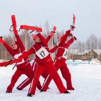Танцоры :: Алексей Ширинкин