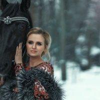Русская красавица :: Юрий Захаров
