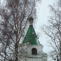 Михайло-Архангельский собор Нижегородского Кремля :: Лидия Бусурина