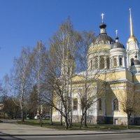 Спасо Преоброженский  собор ( г. Рыбинск ) :: Сергей Поникаров