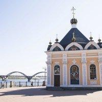 Никольская часовня ( г.Рыбинск ) :: Сергей Поникаров