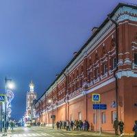 Петровский монастырь :: Виктор Тараканов