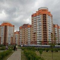 Новый микрорайон в г Хабаровске :: Николай Сапегин