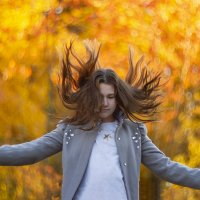Что такое осень... :: Светлана Карнаух