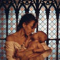 """""""Мать и дитя"""" :: Юлия Ляшенко"""