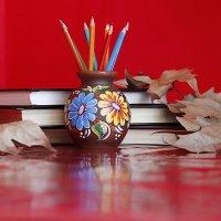 Осенний натюрморт :: Ольга Акимова