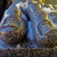 Большой палец Атланта... :: Sergey Gordoff