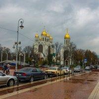 Золотые купола :: Андрей Божков
