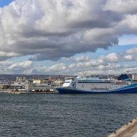 Марсель. Порт. :: Nina Karyuk