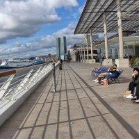 Les Terrasses du Port :: Nina Karyuk