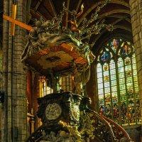 Гент. Собор Святого Бавона. :: Надежда Лаптева