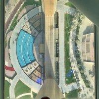 То чувство, когда под ногами 150 метров, ОАЭ,  Dubai Frame :: Светлана Карнаух