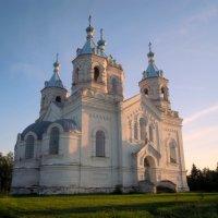 Богоявленский храм села Пахотный Угол. :: Анна Суханова