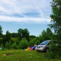 Река Лосиха. :: Штрек Надежда