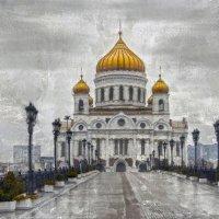 Храм Христа Спасителя :: Татьяна Панчешная