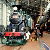 В музее ж.д. транспорта  1 :: Сергей