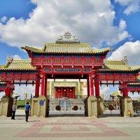 Южные ворота в «обитель Будды» :: Елена (ЛенаРа)