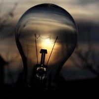 Небесный свет :: Елена Миронова