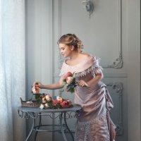 Анжелика :: Olga Burmistrova