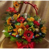 Цветочно-конфетное настроение..... :: Tatiana Markova
