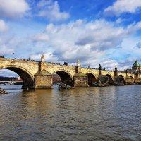 Карлов мост :: Владислав Лазнов