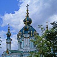 Андреевская церковь :: Татьяна Ларионова