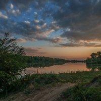 Тихий летний вечер :: Юрий Никитенко