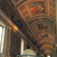 Библиотека дворца Фонтебло :: Гала
